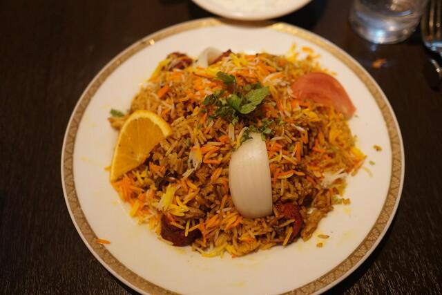 サルマ ティッカアンドビリヤニの料理の写真