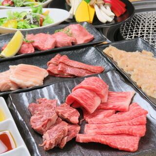 国産和牛&羊肉を贅沢に楽しむ、お得なプランをご紹介