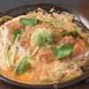満点とんかつ 丸勝 - 料理写真:かつ鍋