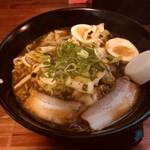 金太郎 - 金太郎ラーメン 700円