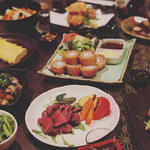 わさら - 特選黒毛和牛、神戸ポーク、淡路鶏などお肉料理もおまかせください