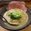 gokumenaonisai - 料理写真:鶏しょうゆらーめん(850円、斜め上から)