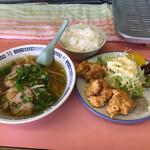 青竜亭 - 料理写真:熟練の動作時提供