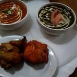 インドネパール料理 ミヤギディ -