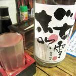 地酒と季節料理 おかやん - 桜吹雪