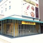 カフェ ド ヒラオカ - 小郡市にある平岡調理・製菓専門学校の敷地内にお店があります