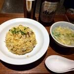 からんころん - チャーハン(スープ付)¥680