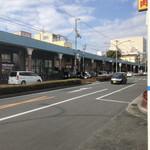 125360874 - お店は布施の駅前のアーケードにあります。