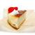 ベイクドケーキ ママン - 料理写真:いちごのチーズケーキ