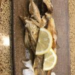 海鮮茶屋 サバニ - いまいゆのバター焼き