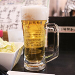 虎串 - 生ビール