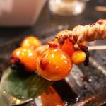 虎串 - 卵黄3玉