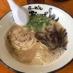 Ramenoigen - 豚骨ラーメン (620円)