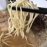 Ramenoigen - 博多の極細ストレート麺