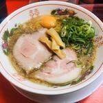 中華そば 丸岡商店 - 中華そば(並)