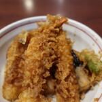 天ぷら酒場 なりた - 海老、イカ、きす、茄子、さつまいも、ししとう