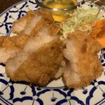 タイ料理バル タイ象 - トートマン・クン