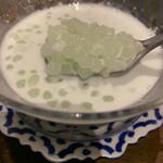 タイ料理バル タイ象 - タピオカ入りココナッツミルク