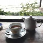 山の茶屋 楽水 - 紅茶