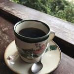 山の茶屋 楽水 - コーヒー