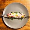 富士屋本店 - 料理写真:サヨリのカルパッチョ 1250円