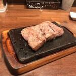 やっぱりステーキ - 料理写真: