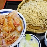 信州屋 - 信州カツ丼セット