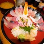 きときと - 海鮮メガ盛り丼