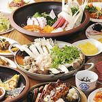 ジャンモ - 宮廷海鮮5000円コース