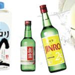 ジャンモ - 豊富な韓国酒!ぜひご賞味下さい!