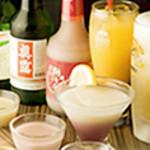 ジャンモ - ドリンクメニューはマッコリ、マッコリカクテル、韓国焼酎など珍しい逸品がございます!