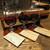 葡萄日和 ヨイノクチ - ドリンク写真:利きワインセット3種類 980円(2020年2月)