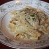 生パスタ専門店 レヴァーロ - 料理写真:牡蠣のバーニャカウダパスタ