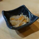 魚志 - ランチの箸休め