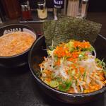 ら~めんBUBU - つけ麺