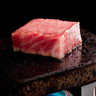 当店自慢の調理方法「溶岩焼き」とは一体どの様なものかを解説!