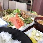 Airisu - 豚しょうが定食