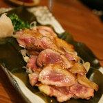 肉うどんの戸上家 - 0123-13コーチン