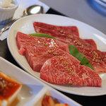 ビーフキッチン - スーパーランチ定食