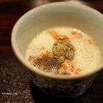 潤菜 どうしん - 蟹の茶碗蒸し