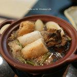 乳頭温泉郷 妙乃湯 - 料理写真:きりたんぽ
