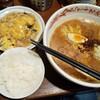 麺屋 雄 - 料理写真:昼だけ定食800円(税込)ラーメンはとんこつ醤油