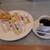 フルーツむらはた - 料理写真:ドリンクセット 1000円(税込) (2020.1)