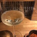 イタリア処 tappa - 白ワイン