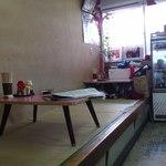 味楽食堂 - 小上がり座敷