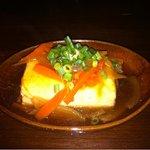 Jaco - 今週の一品、あんかけ豆腐ステーキ