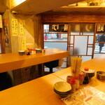 田辺養鶏園 - 店内