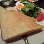 コーヒーショップ ヤマモト - モーニングAセット(¥680)