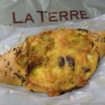 12543144 - ハラペーニョとチキンのパン