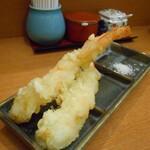 天ぷら 阿部 - 天婦羅ランチ
